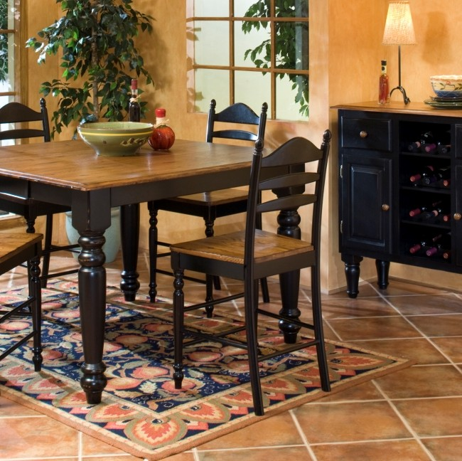 Hillary Square Gathering Dining Table