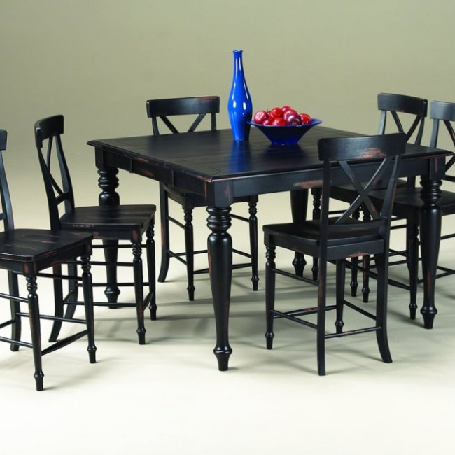 Renee Gathering Counter Height Dining Table