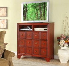 Red Apothecary Media Console