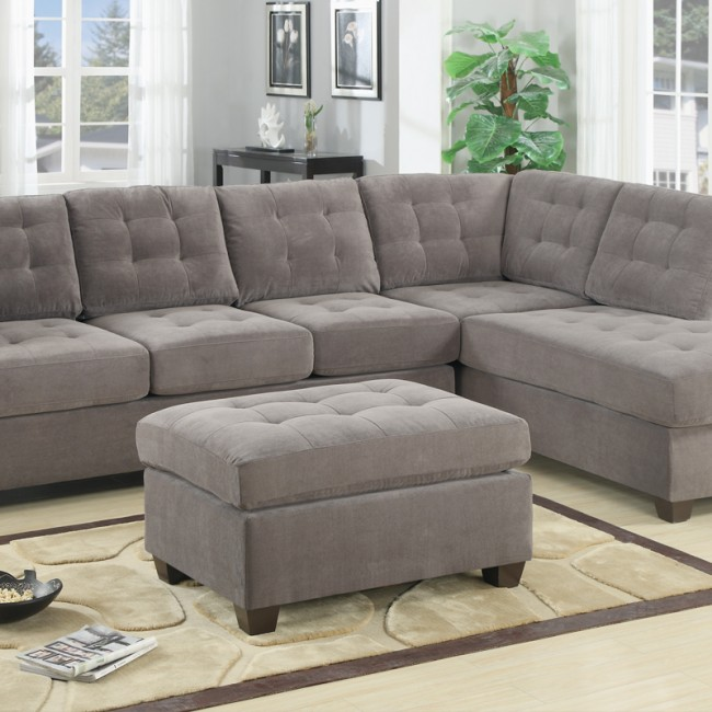 Hester Charcoal Sectional