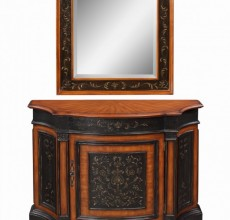 Irene Cabinet and Mirror