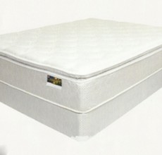 Tara Queen Pillowtop Mattress