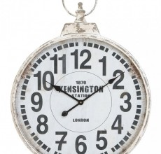 White Kenningston Pocket Watch