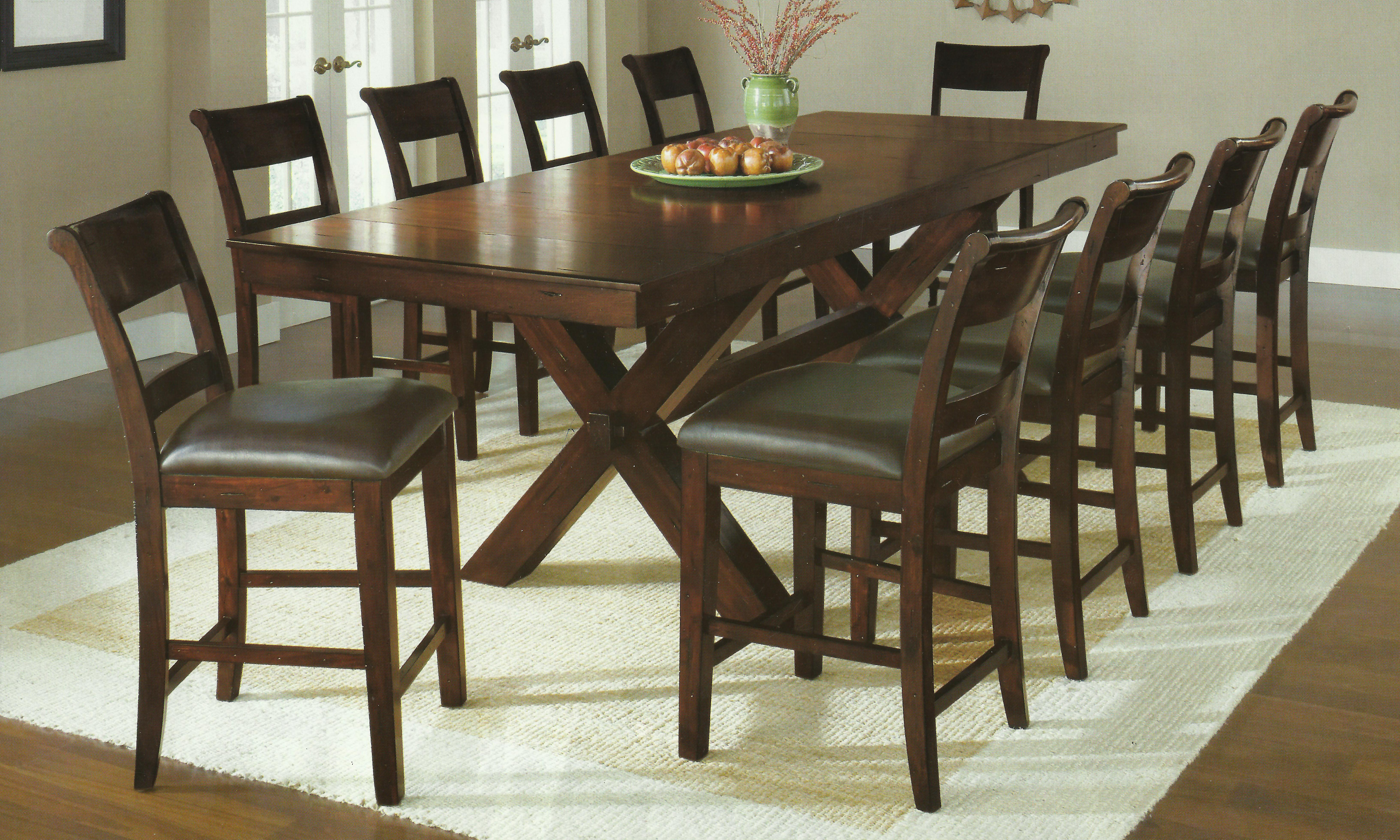 Brinley Counter Height Table