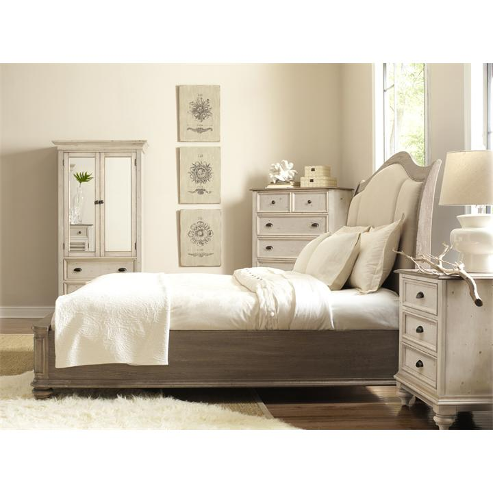 Hailey King Sleigh Bed