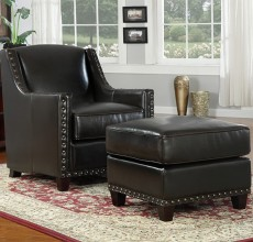 Sam Bonded Leather Chair
