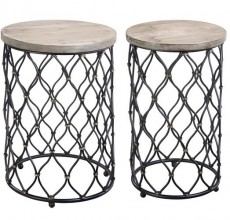 Wire Accent Tables