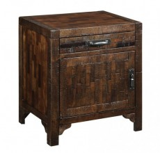 Pieced Accent Chest