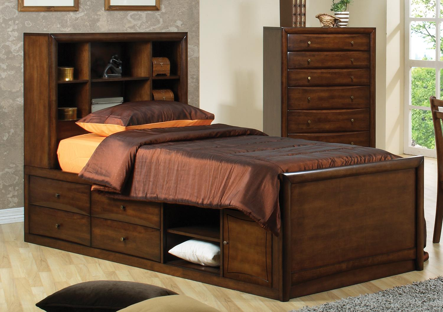 Scott Youth Captains Bed