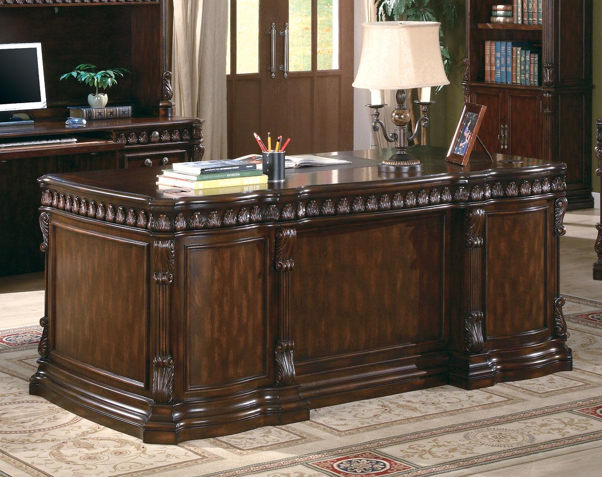 Tucker Executive Desk Passport Furnishings