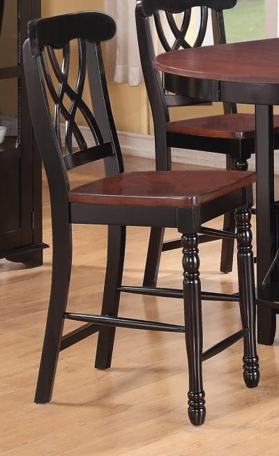 Addison Counter Height Black Table