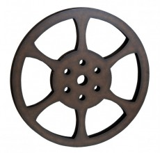 32″ D Movie Reel