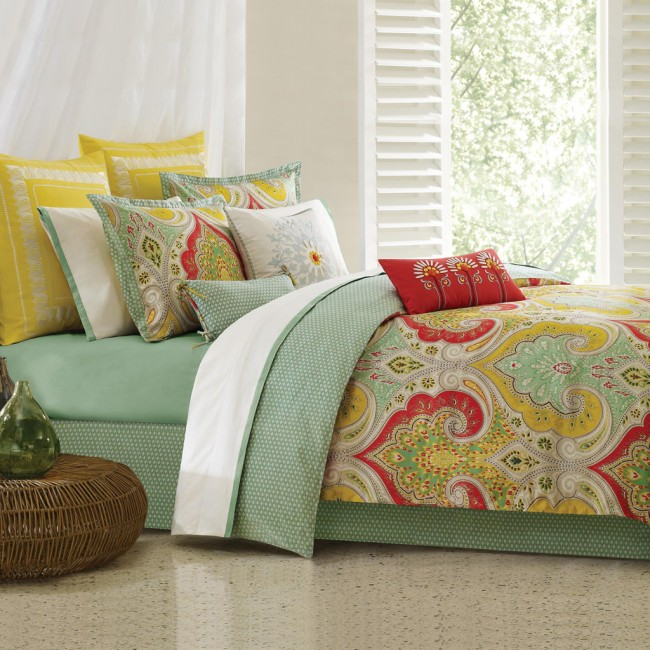 Mylie Queen Bedding