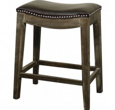 Avery Weathered Barstool (Available in Many Colors)