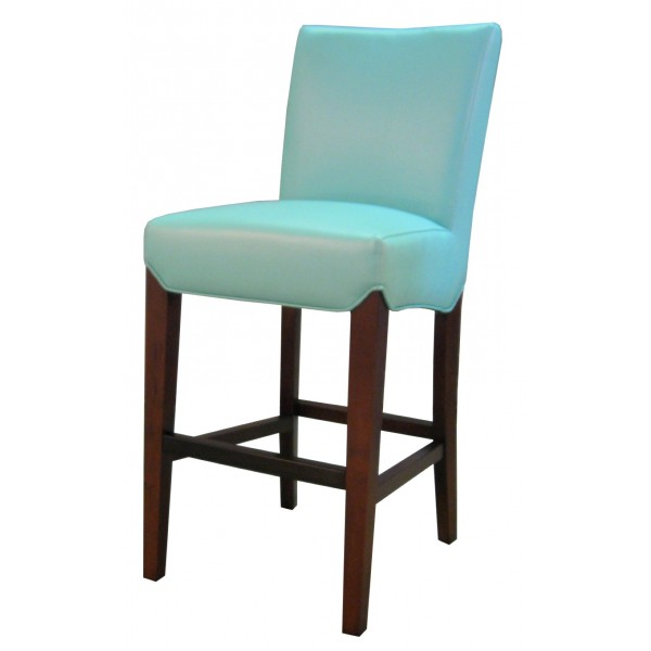 Debbie Bonded Leather Stools (Available in Many Colors)