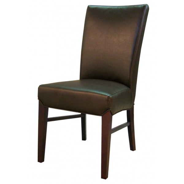 Debbie Bonded Leather Chair (Available in Many Colors)