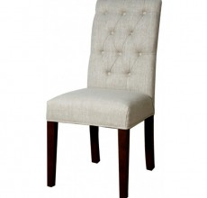 EMMA TUFTED DINING CHAIR