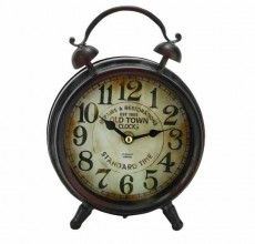 Old Town 9″ Table Clock
