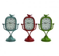 Bird Time Clock