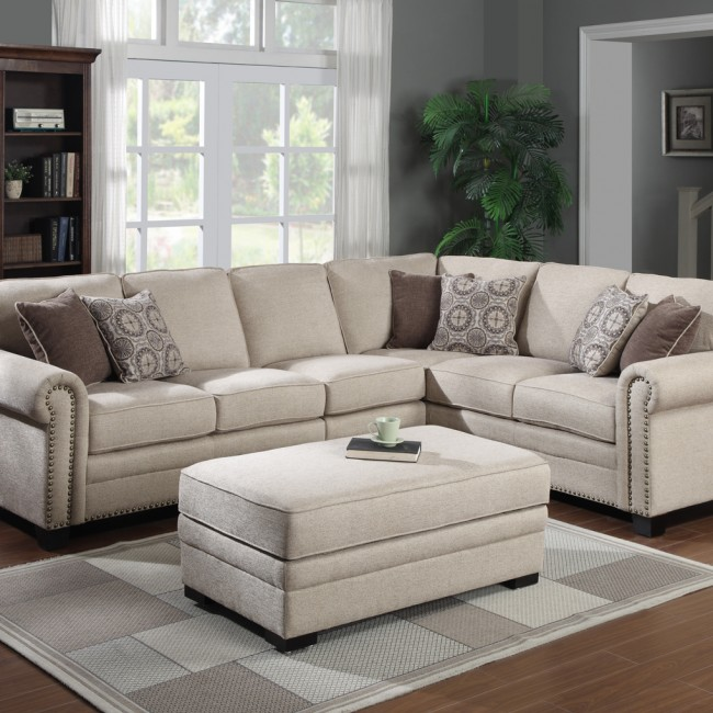 Lacie Sectional