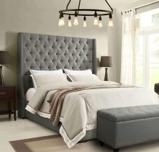 HEIDI TUFTED BED