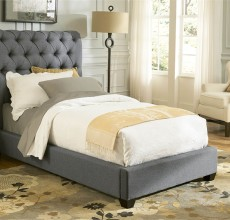 CHESTER SLEIGH BED FULL