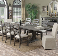 PAULA EXTENSION DINING TABLE