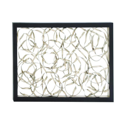 LARGE TRACI METAL WALL DECOR