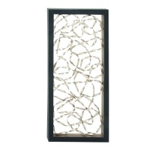 SMALL TRACI METAL WALL DECOR