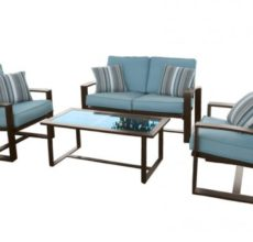 LENA 4 PIECE OUTDOOR SET