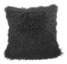 GENUINE LAMB FUR PILLOW