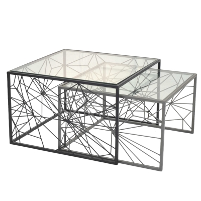 AUDRINA NESTING COCKTAIL TABLES