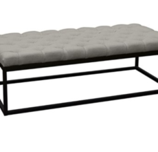 MAISIE TUFTED BENCH