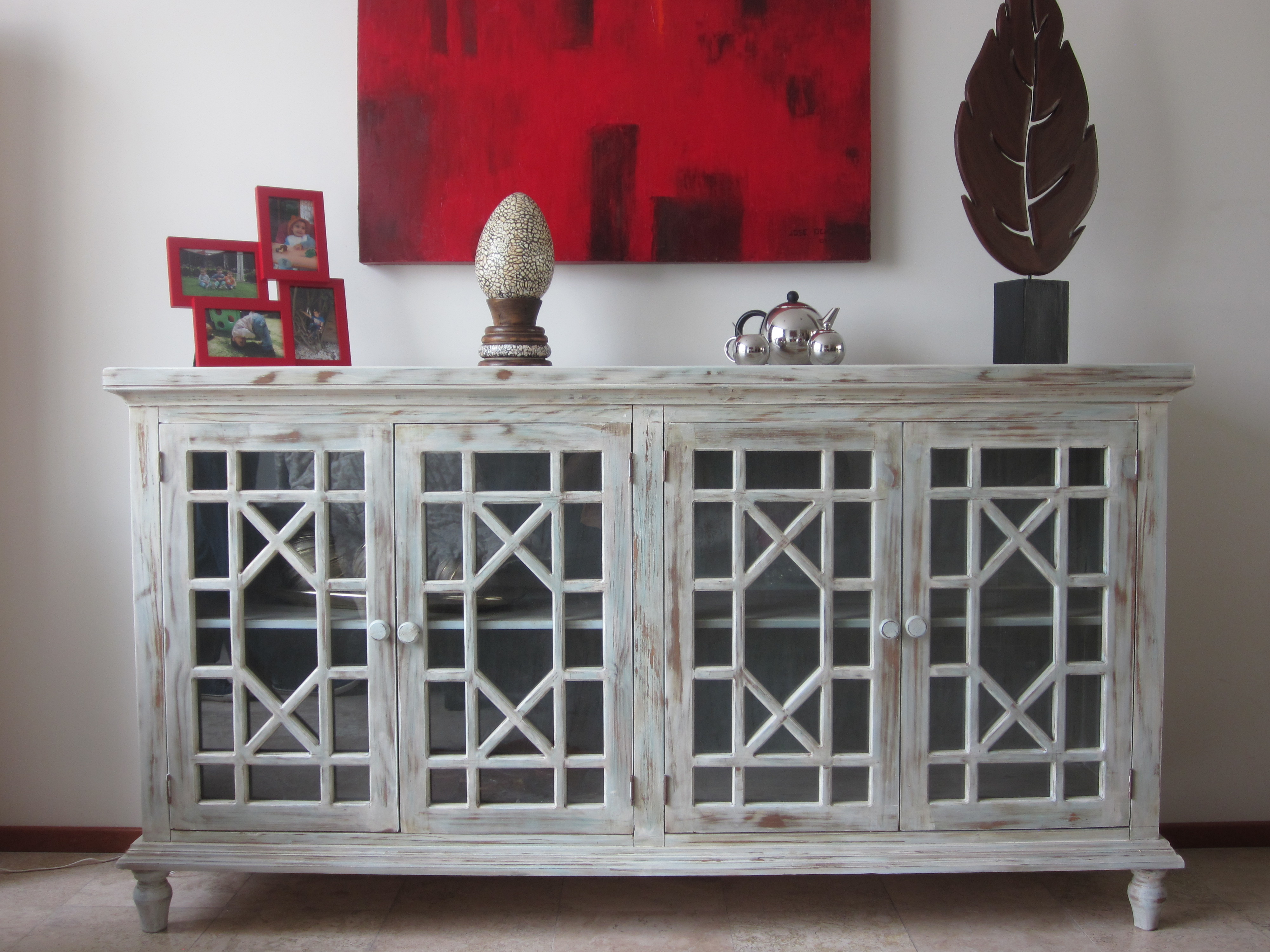 Danelle Cabinet Passport Furnishings