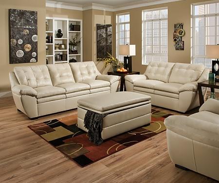 Surprising Millie Cream Leather Sofa Passport Furnishings Alphanode Cool Chair Designs And Ideas Alphanodeonline